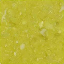 Lime Sorbet - Polyester Solid Surface