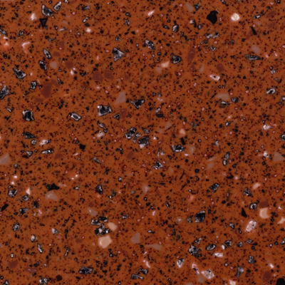 Red Countertop Materials : Browse: Home / Materials / Avonite ? Solid Surface / Red Rock Avonite